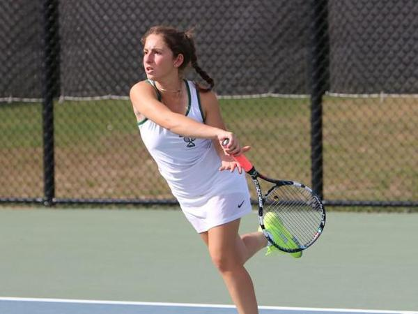 Women's Tennis Evens Conference Record at Purchase