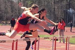 Nyack Warriors Participate in Historic Track meet at Richard Stockton State