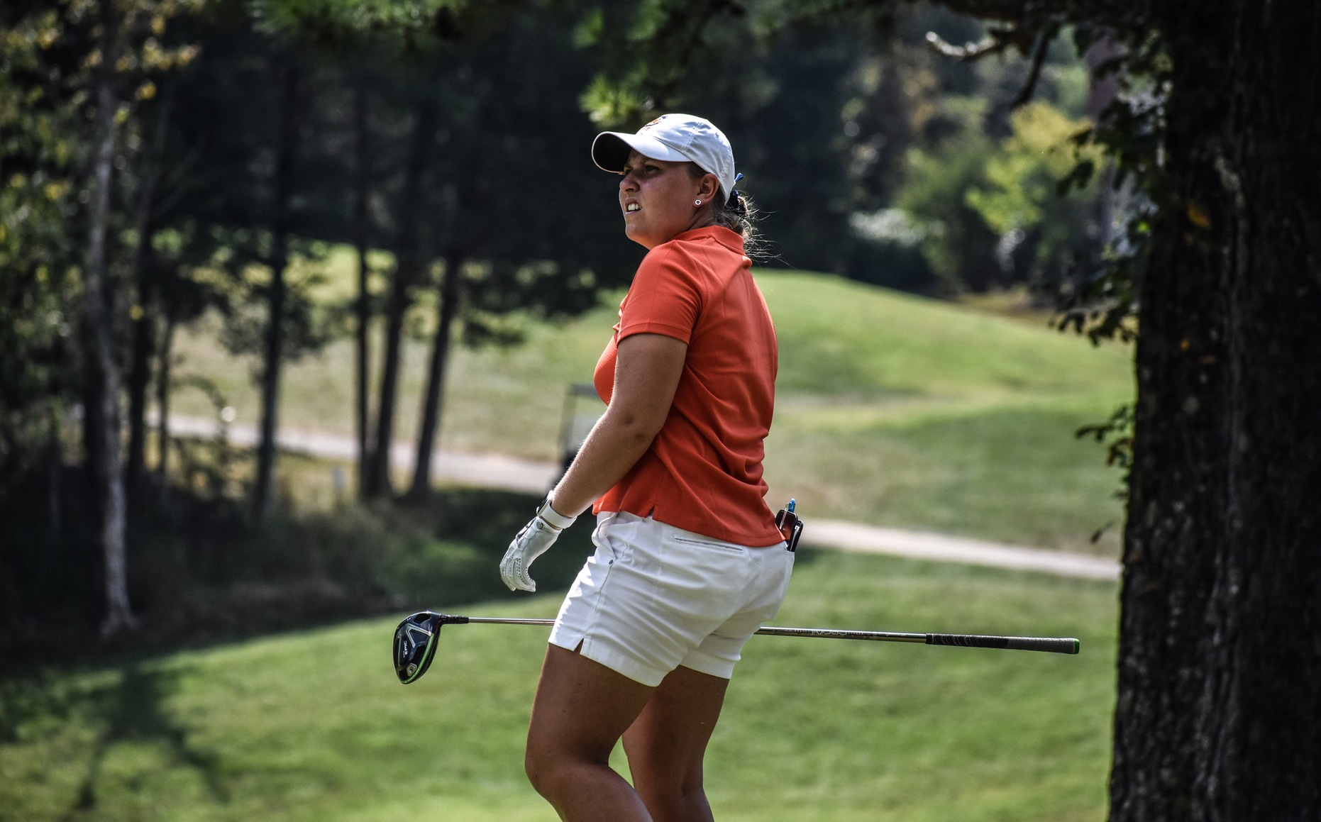 Frövenholt sharing fourth, No. 24 C-N third through first round of Music City Invitational