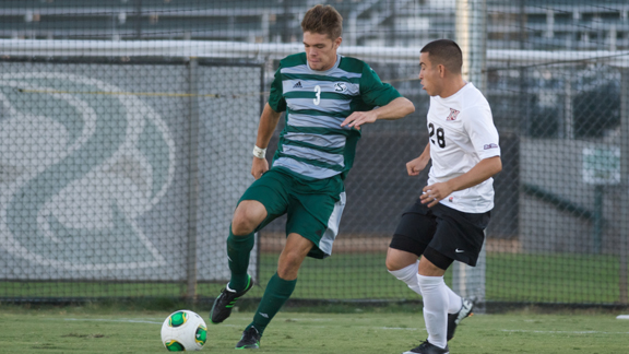 MEN'S SOCCER TO WELCOME BACK ALUMNI, HOST CAL POLY SATURDAY