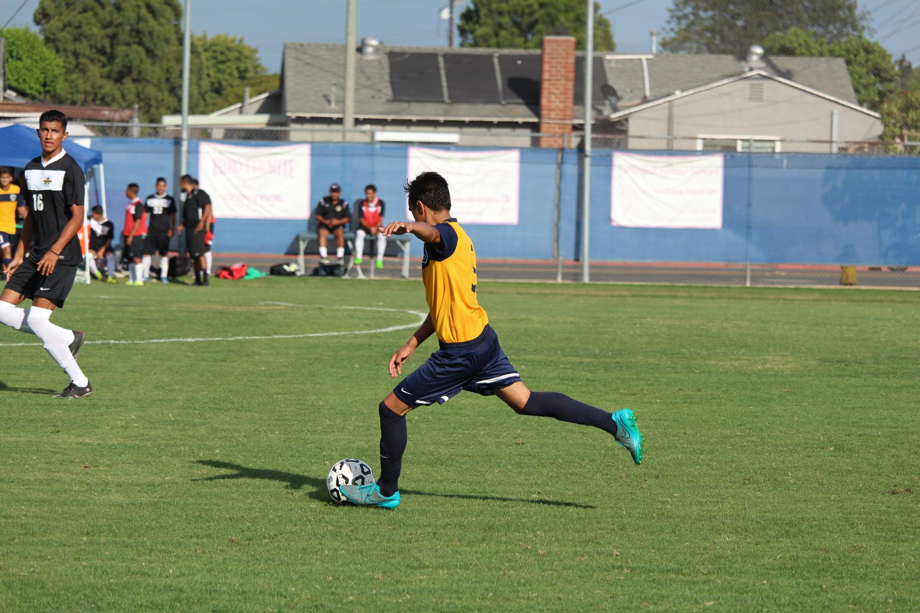 Chargers Capture Conference Win Over Norco