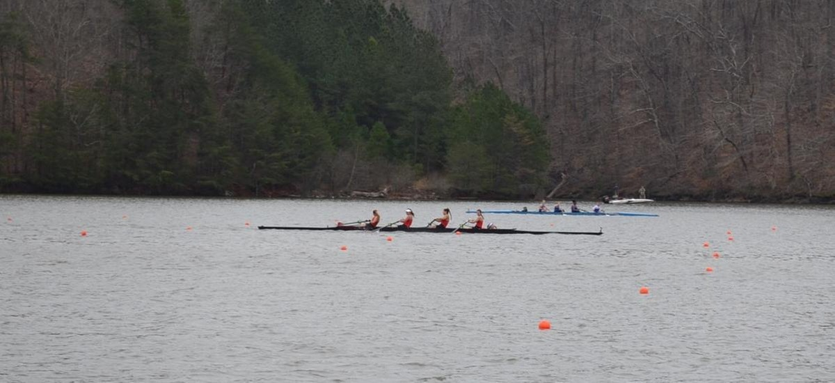 Regular Season Complete for UT Rowing