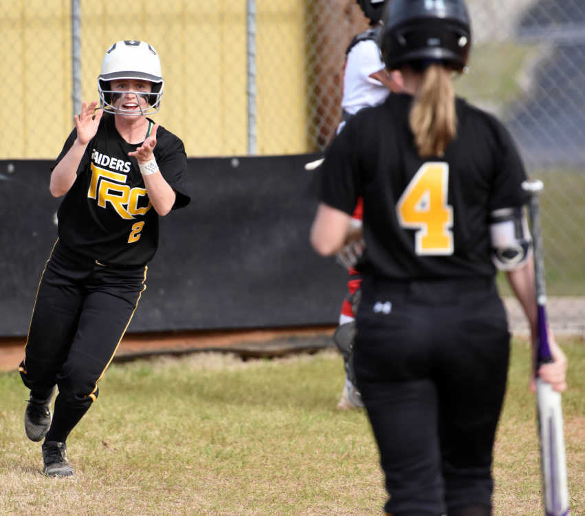 Lady Raiders Softball earns a pair of close wins against North Central Missouri