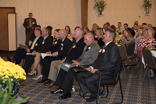 Adrian Athletics Hall of Fame Induction Night in Review in Photos