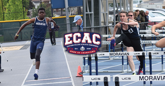 28 Greyhounds to Compete at ECAC Division III Outdoor Championships on May 17-18