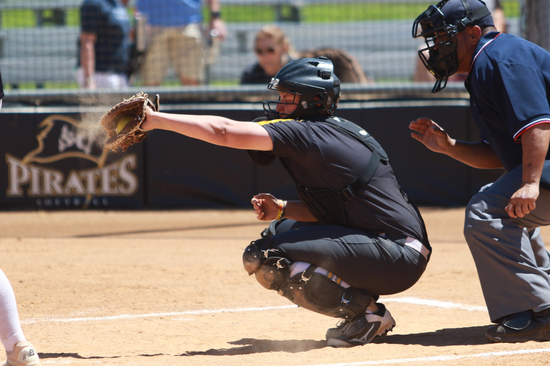 Softball Loses to TLU in SCAC Championship Game
