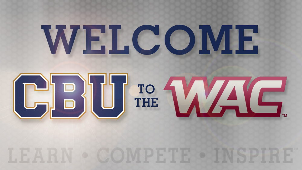 California Baptist Officially Becomes Member of Western Athletic Conference