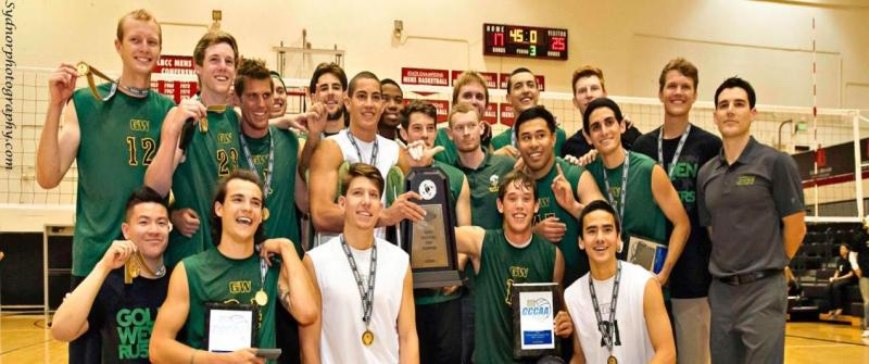 Golden West sweeps Grossmont for 2013 CCCAA State Championship