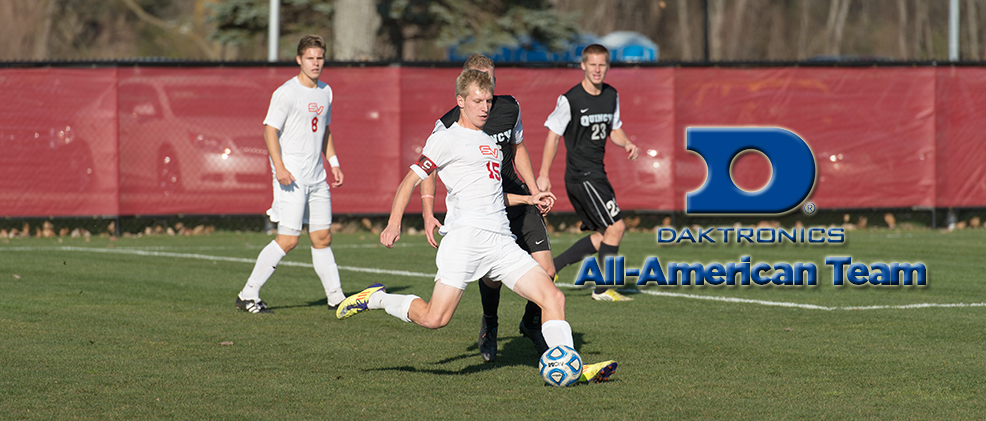 Myers Named Daktronics Inc. Third Team All-American