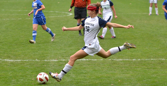 Women's Soccer Picked 5th in Landmark Preseason Poll