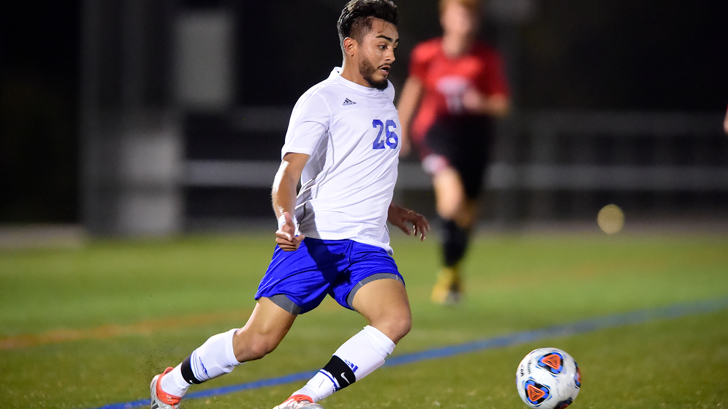Men's Soccer Falls To Undefeated Lions