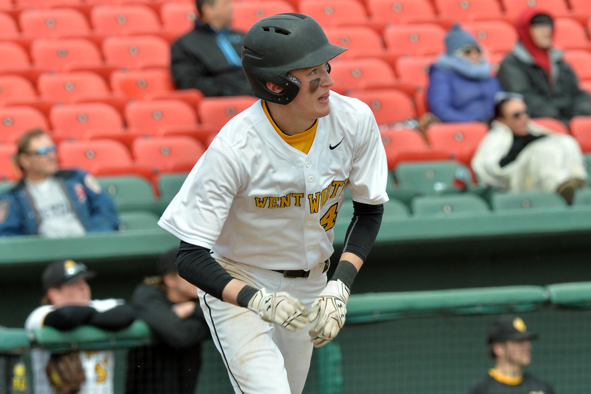 French Belts First Collegiate Homer; Baseball Drops CCC Tournament Game To Endicott