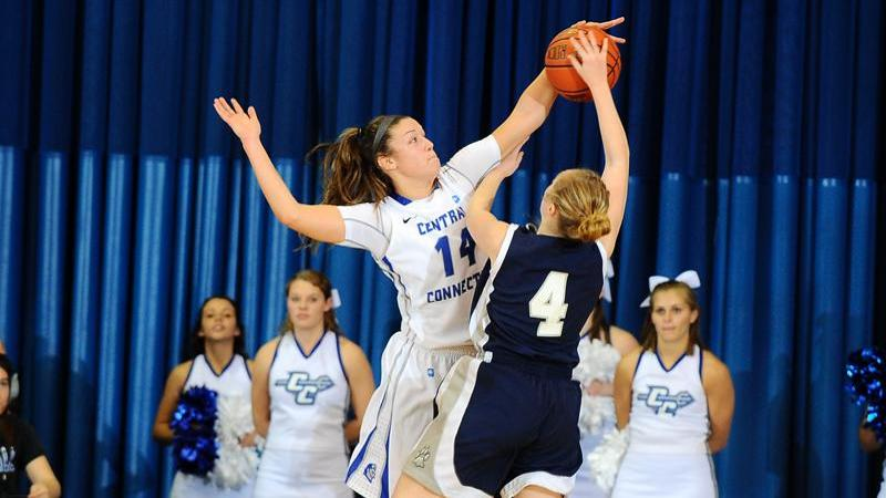 Women's Basketball NEC Opener Saturday at 1 PM