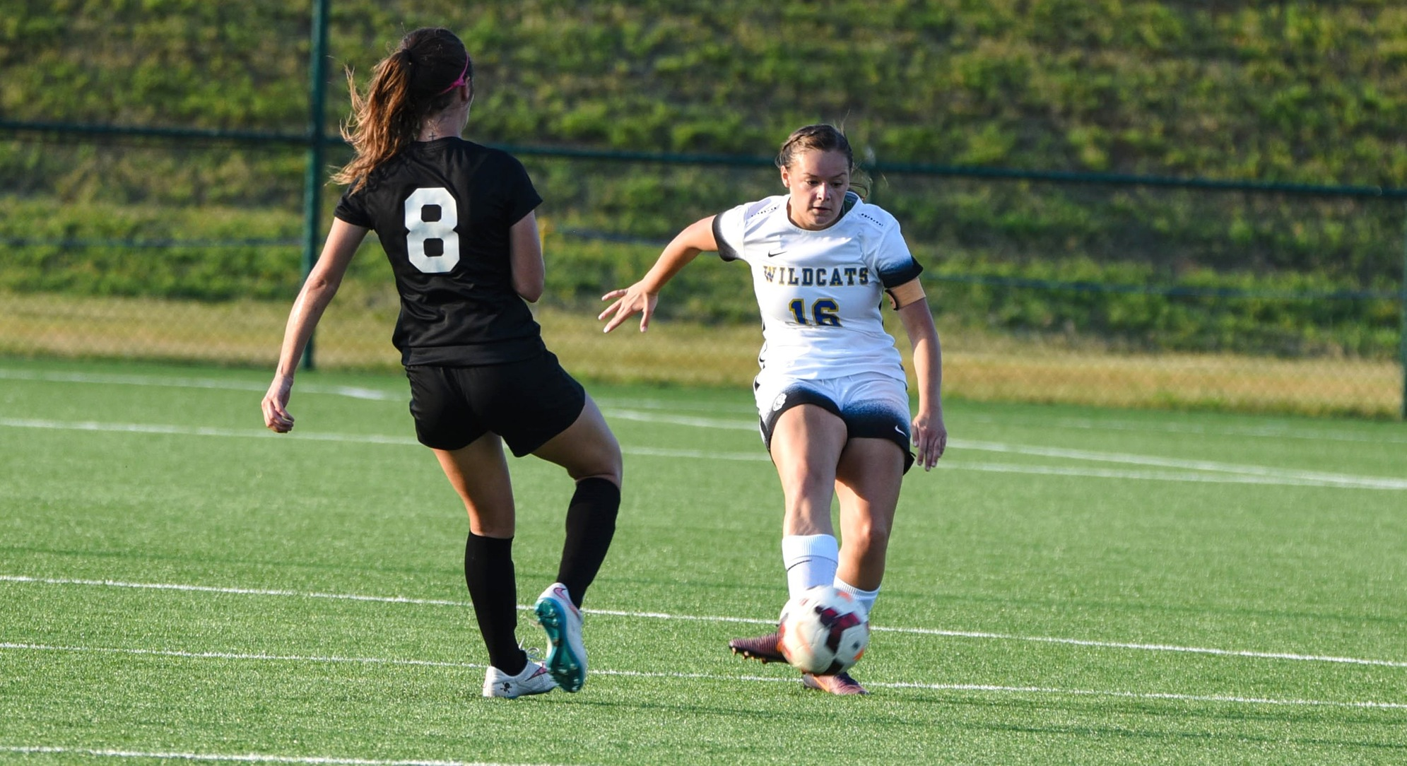 Women's Soccer Wins 4-0 over William Peace, Stays Unbeaten at Home