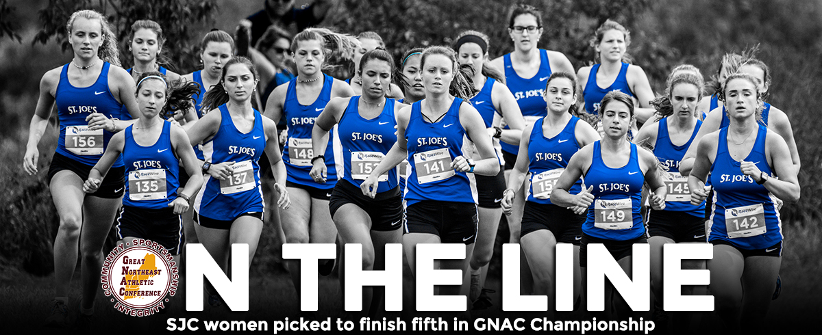 Women Picked to Finish Fifth in GNAC Cross Country Championship