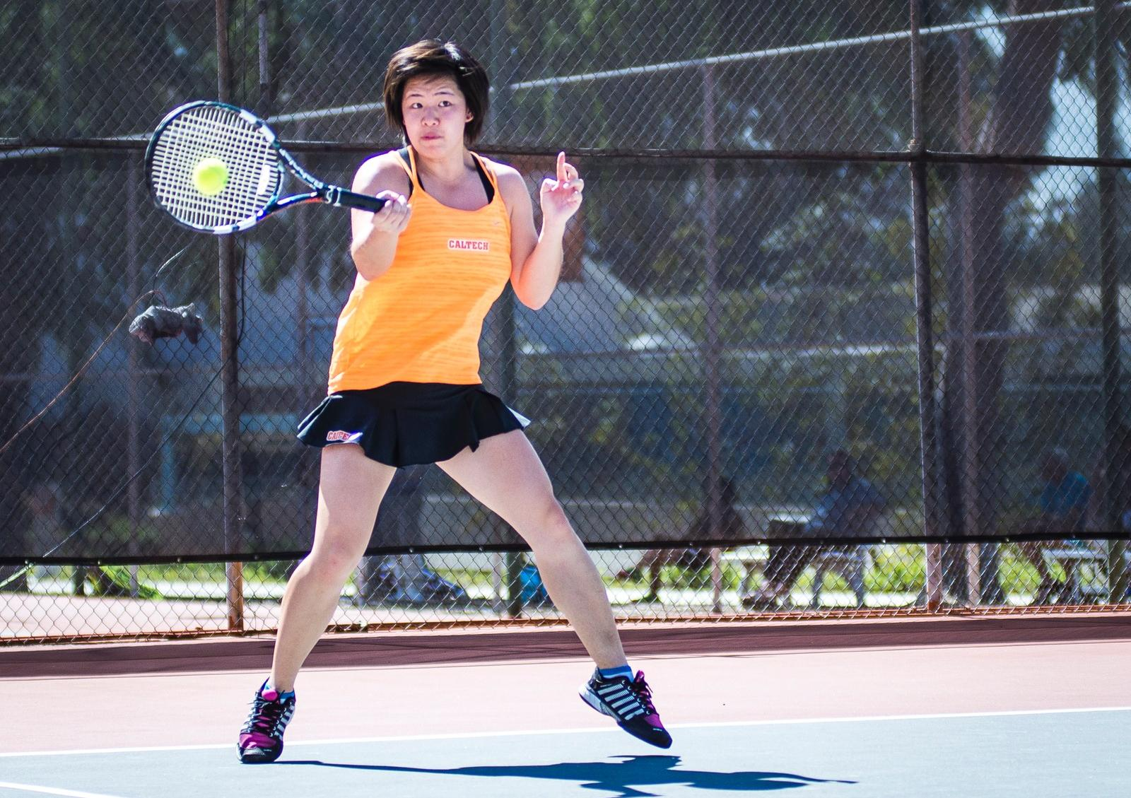 Wang, Reisler Winners Against No. 26 Christopher Newport