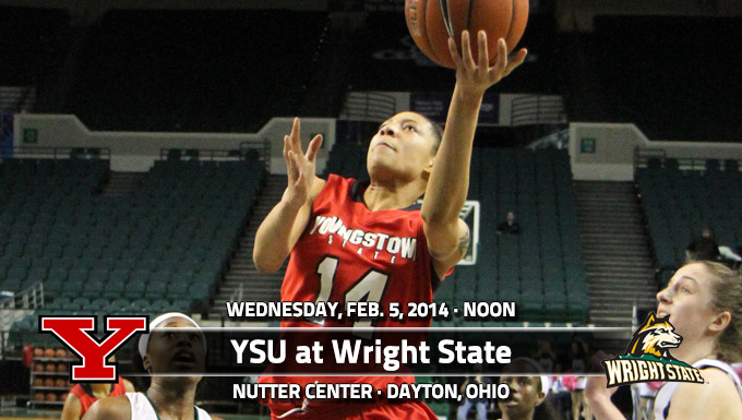 Penguins Hope to Bounce Back at Wright State on Wednesday