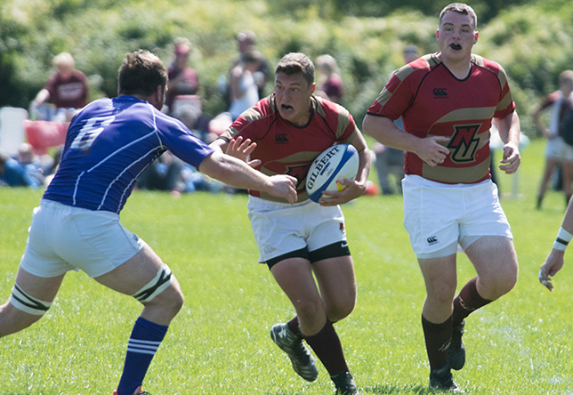 Men's Rugby: Cadets Drop Bears in Non-Conference Action
