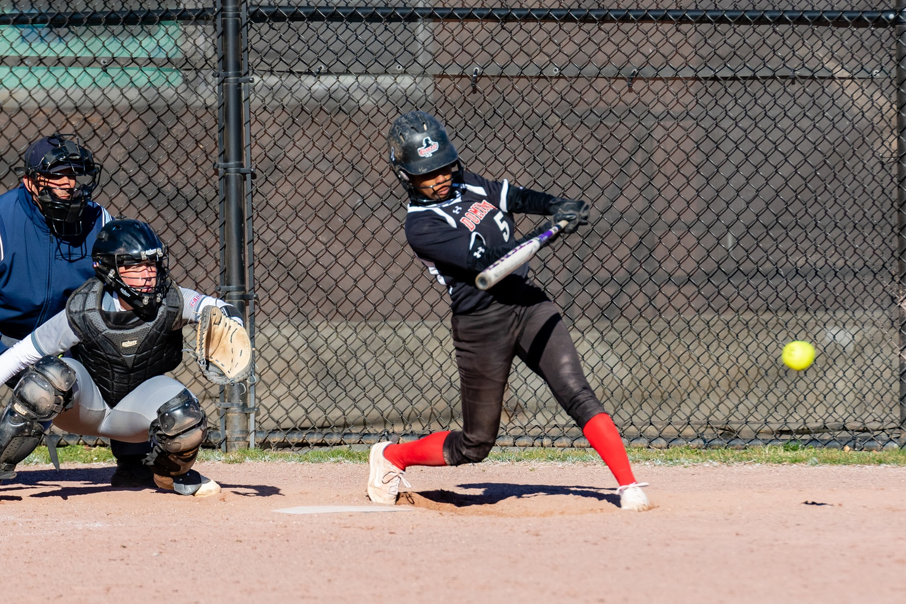 SOFTBALL EARNS NON-CONFERENCE SWEEP OVER UNIVERSITY OF BRIDGEPORT