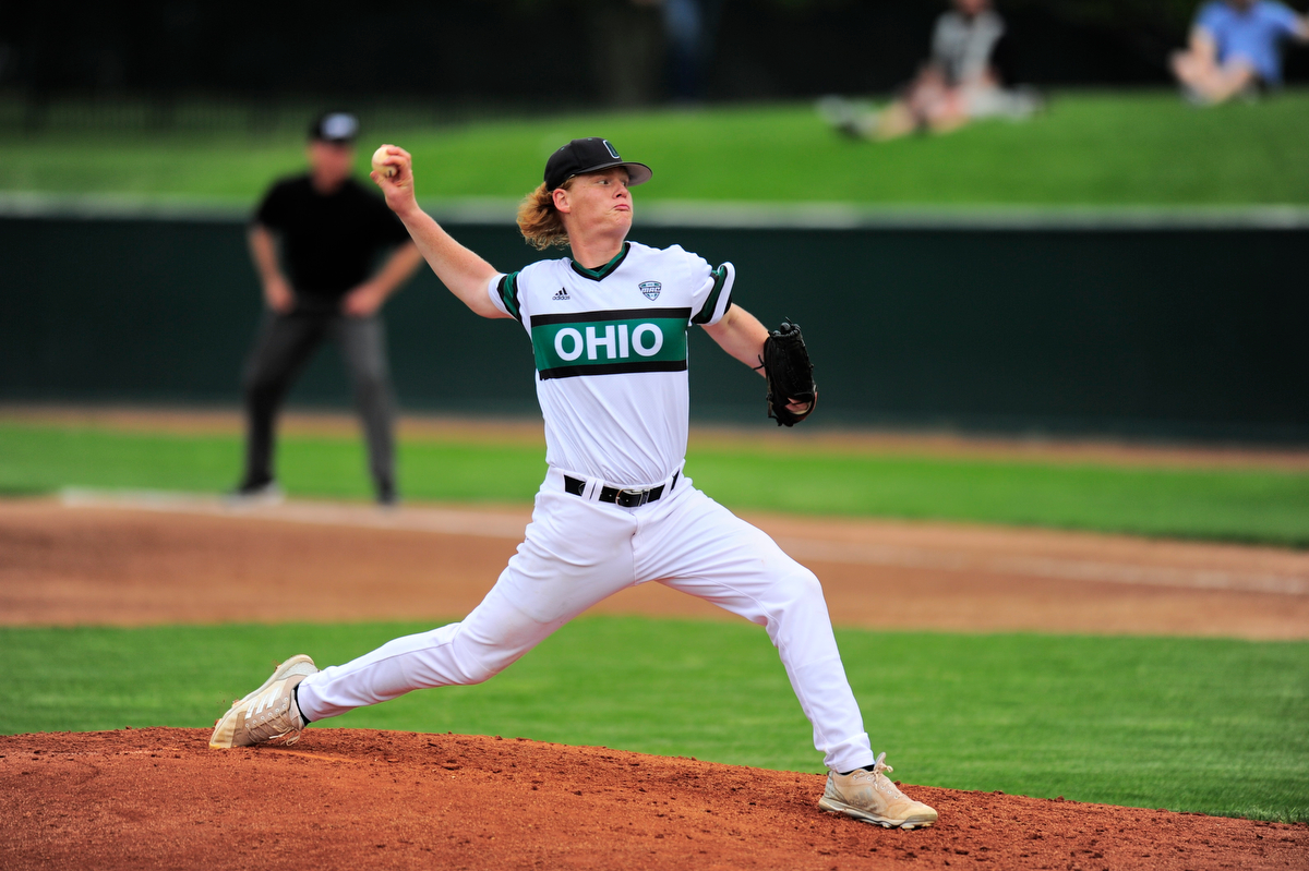 Ohio Baseball Edged By Central Michigan