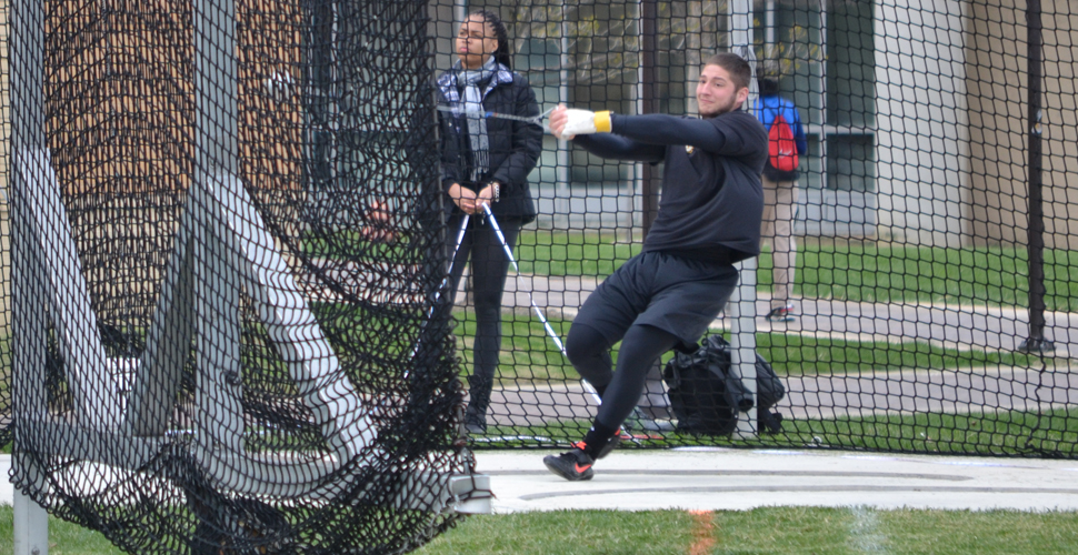 After Beeman Resets School Javelin Record, Serafenas and 4x200 Women's Relay Sets UMBC Top Marks on Final Day of 120th Penn Relays