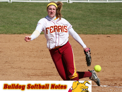Softball Slated To Play Eight Conference Contests This Week