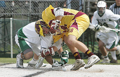Sea Gulls back in Top 5 in the USILA coaches' poll