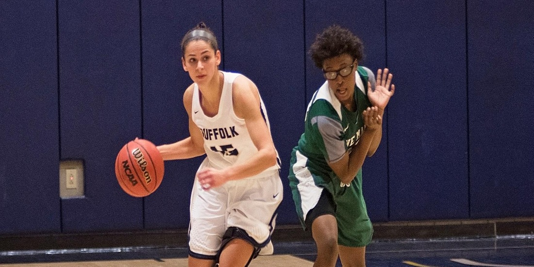 Regis Rallies in Fourth to Halt Women's Basketball Streak, 58-50