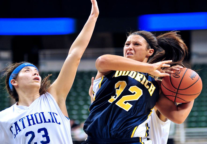 Women's Basketball Signee Frankie Joubran Leads Team to State Title in Michigan