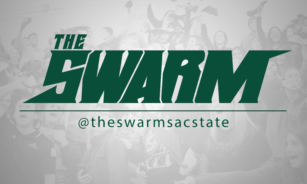 SACRAMENTO STATE ATHLETICS LAUNCHES NEW SPIRIT GROUP - THE SWARM