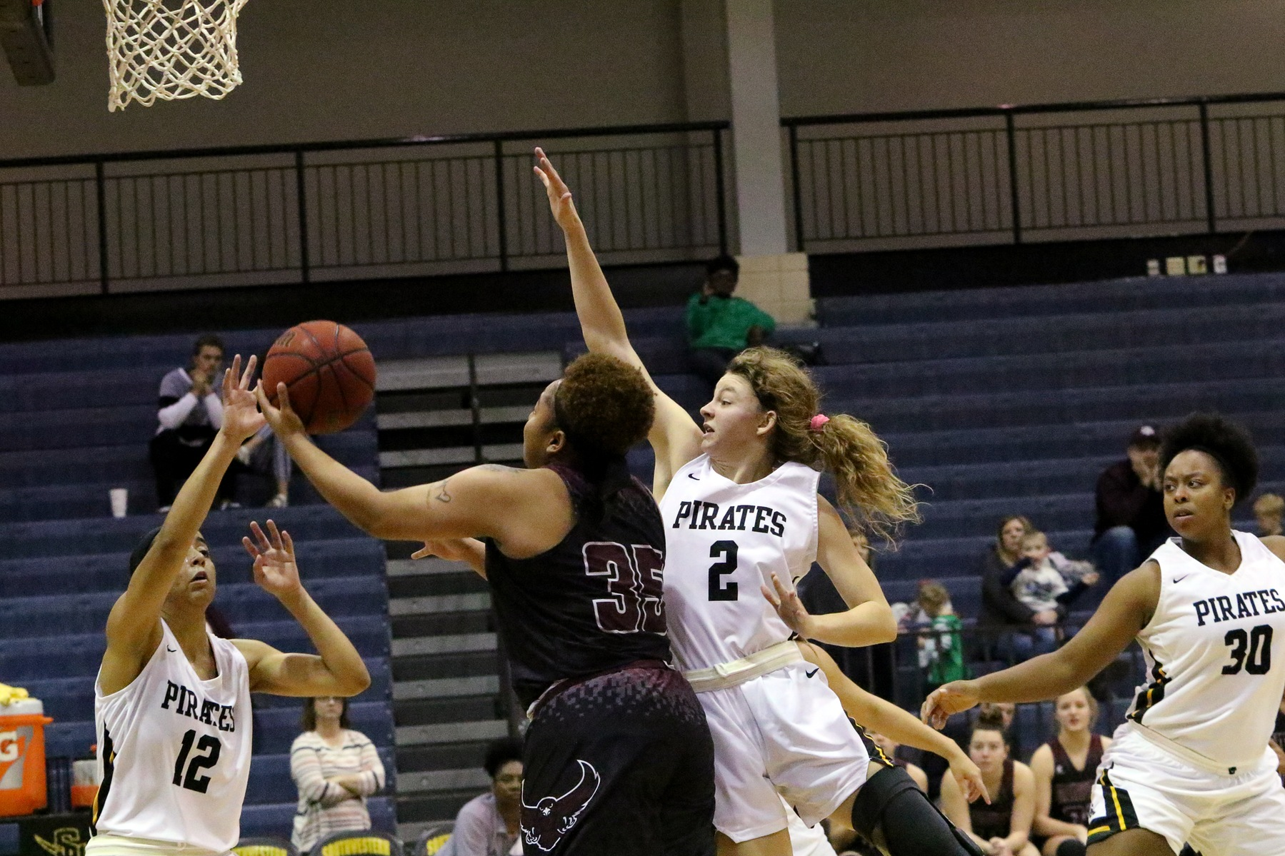 Women's Basketball Struggles in Loss to McMurry University