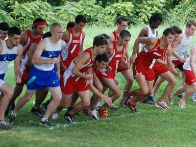 Landmark Conference announces men's cross country poll