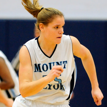 Basketball Player Tricia Chase Grabs Lyon of the Week Accolades