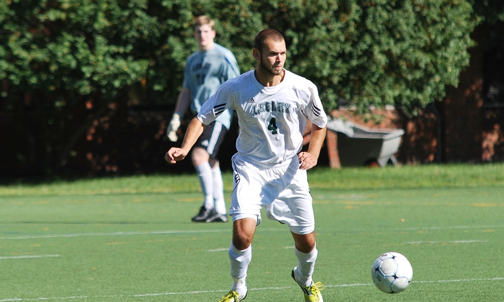 Mitchell Sinks Men's Soccer with OT Winner