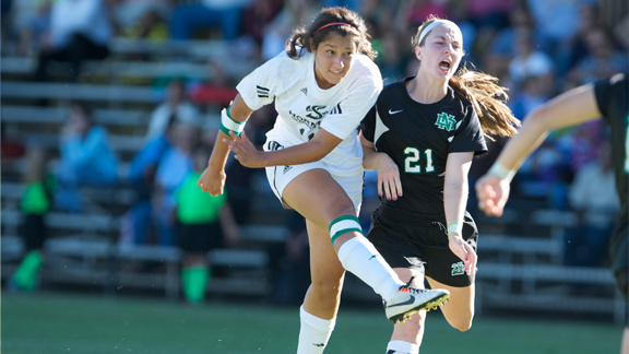 WOMEN'S SOCCER OPENS BIG SKY PLAY WITH 1-0 WIN OVER NORTH DAKOTA