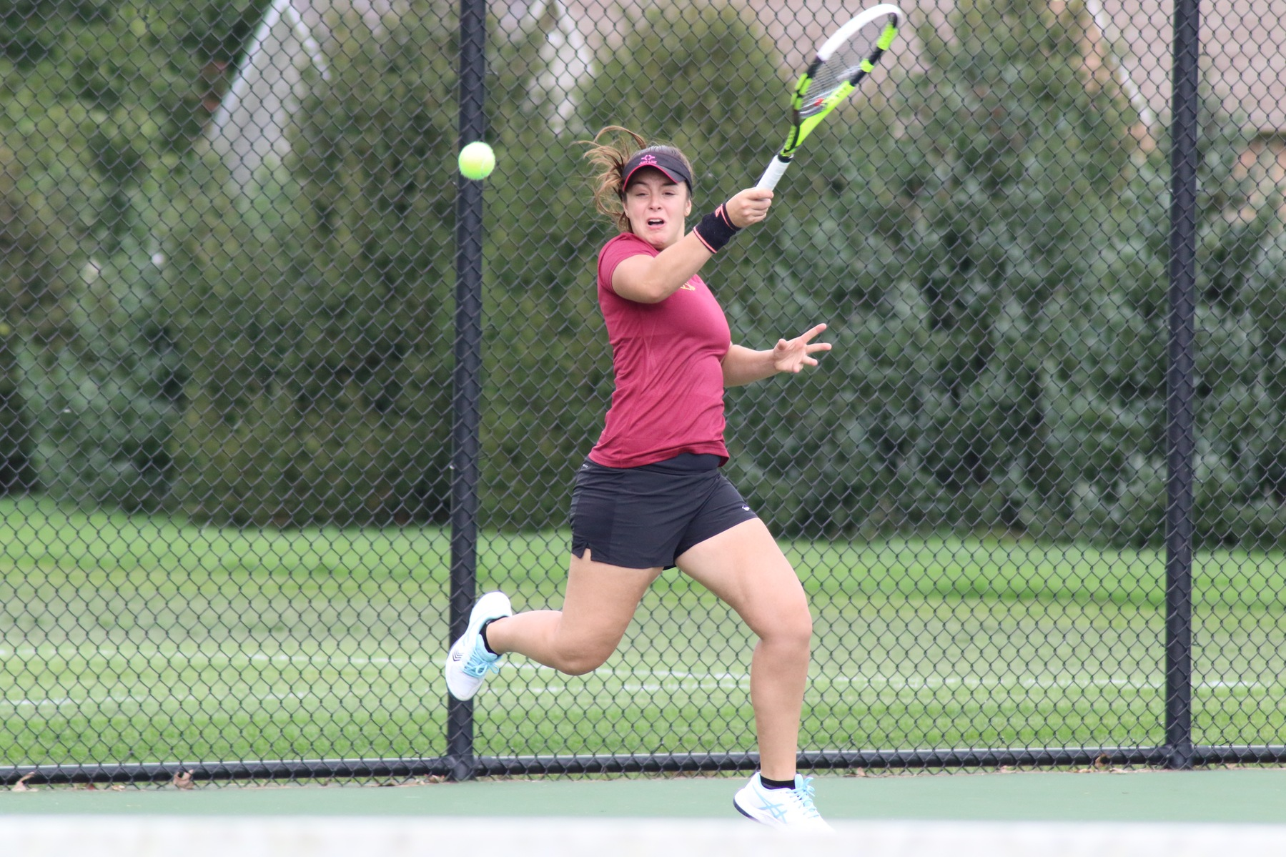 Women's Tennis Defeats Edinboro to Open 2019