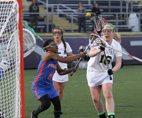 Lacrosse Team's Skyline Hopes Dashed by Knights