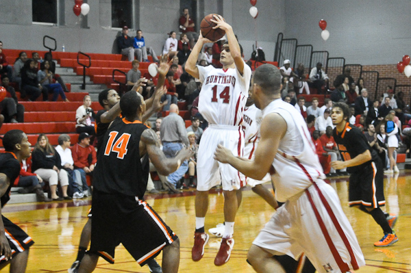 Huntingdon men's basketball struggles at Mississippi College