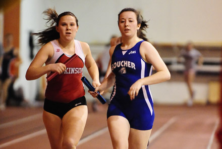 Koziel, Southworth Finish 1-3 in 1000 Meters