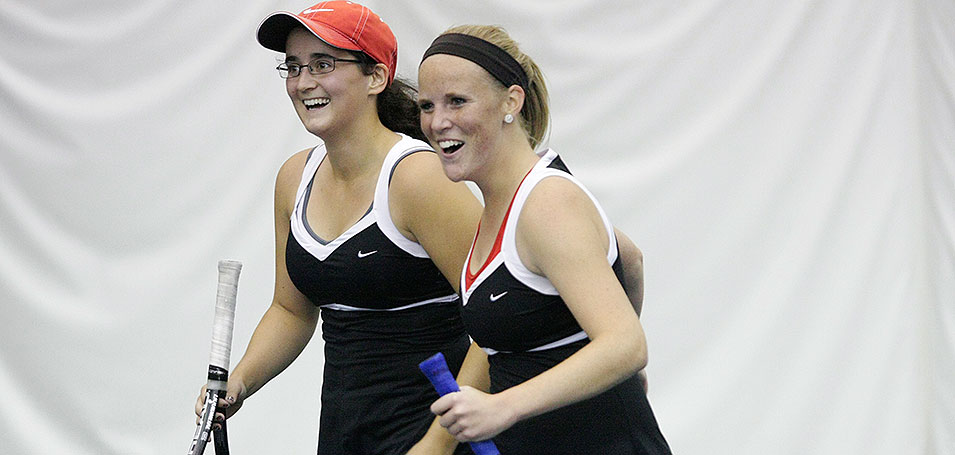 Women's Tennis Falls to Hanover in HCAC Final