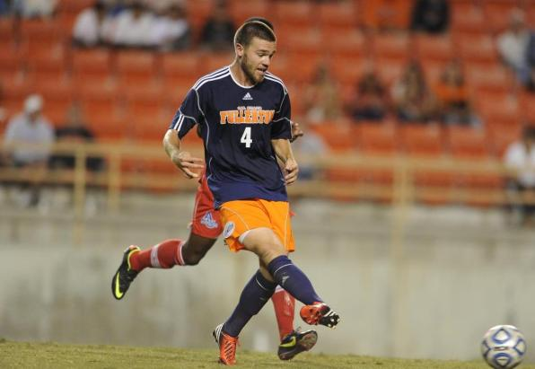 Former Titan Reiss Collects NASL Player of the Week Honors