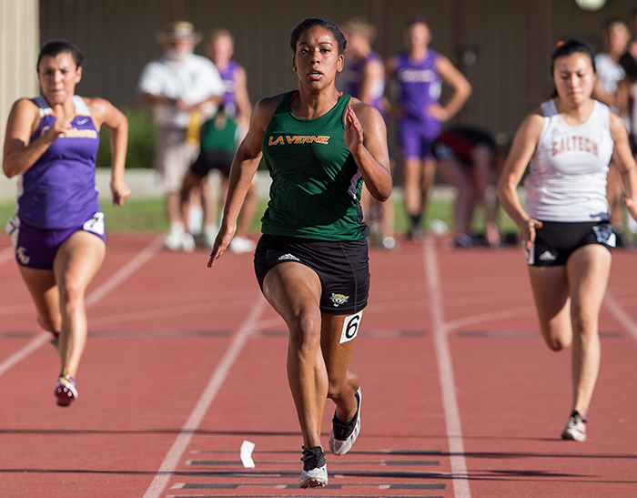 Gillon finishes eighth in 100m, becomes All-American