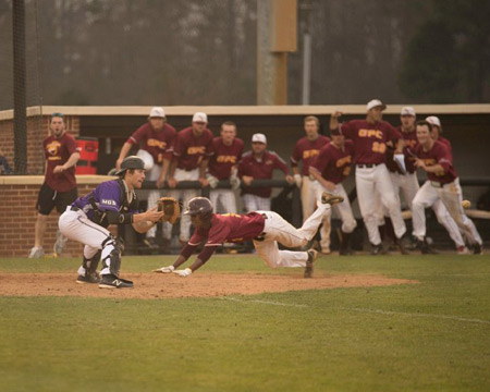 Lindley slides home to give GPC big win