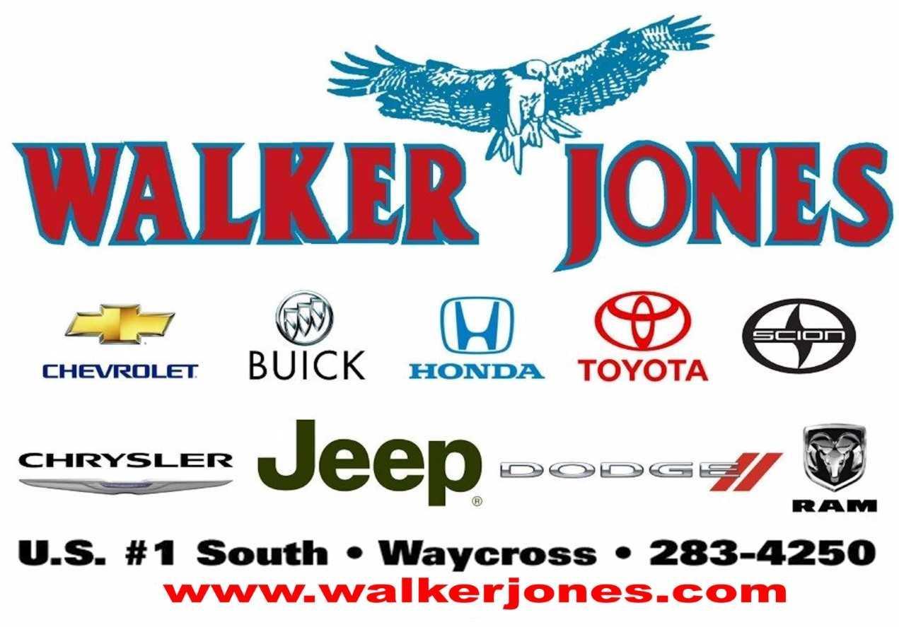 Walker Jones
