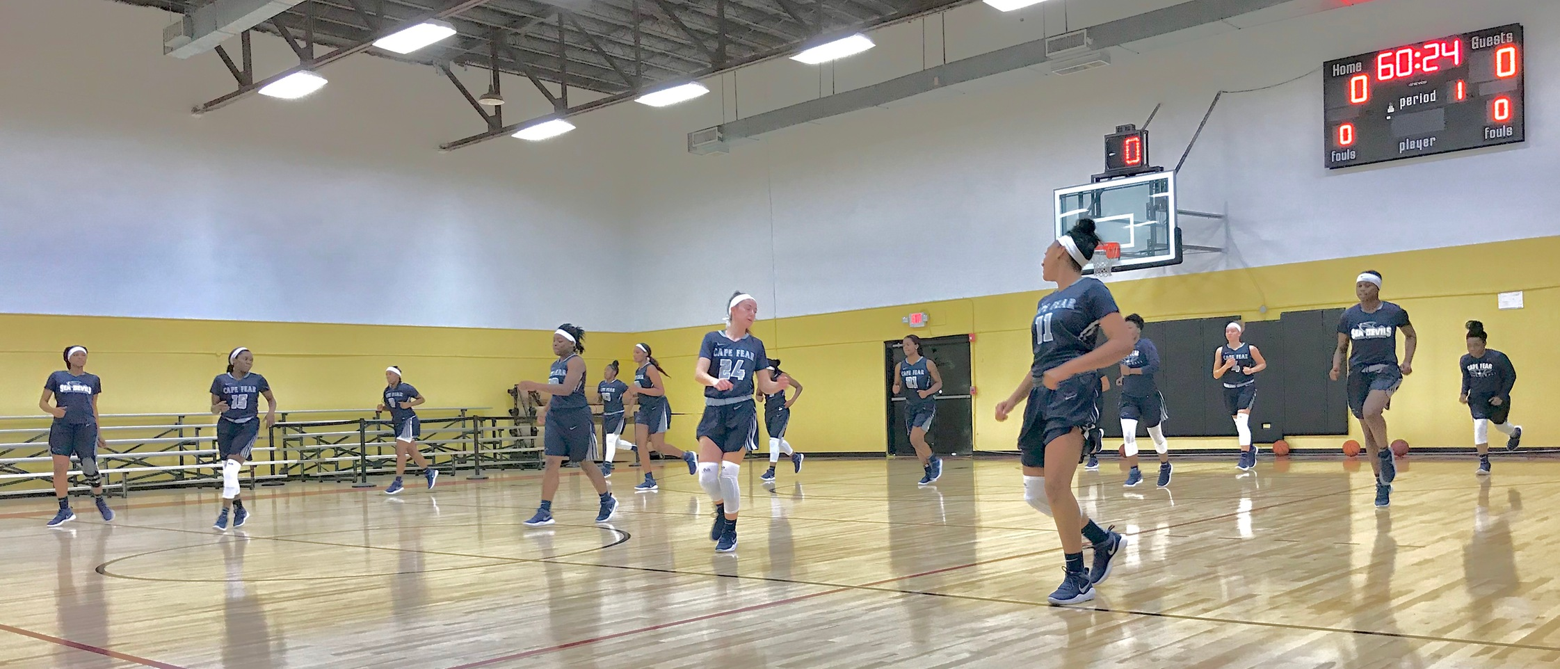 Women's Basketball Wins Second Road Game