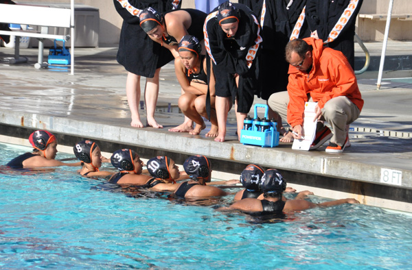 Women's Water Polo Releases 2015 Schedule