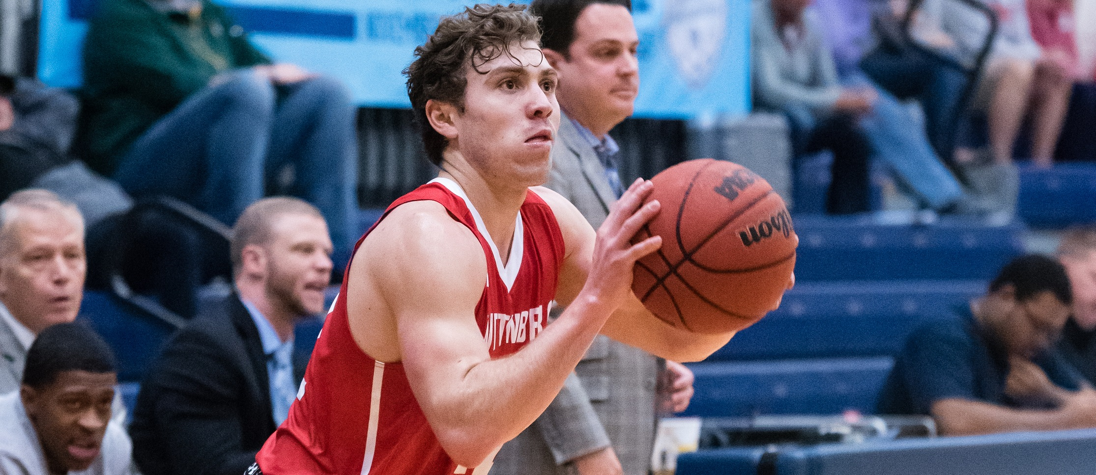 Wittenberg Blows Past Allegheny 83-62