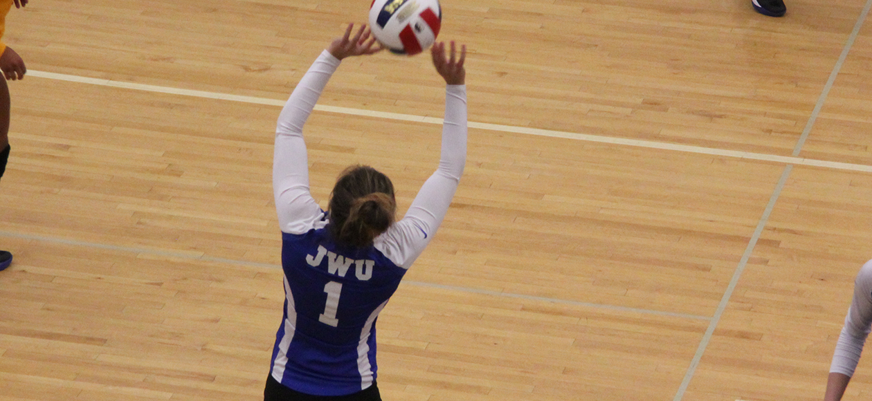 JWU falls in season opening matches
