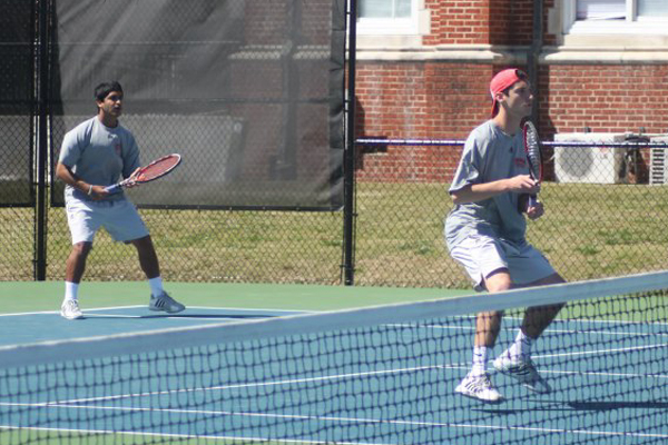 Huntingdon men's tennis loses at UAH