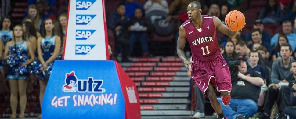 Men's Hoops Alum, Hampton, Inks Professional Contract in Romania